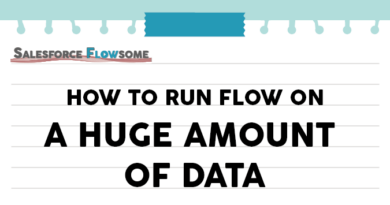 Flow: How To Run Flow on A Huge Amount of Data